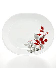 Corelle Kyoto Leaves Platter