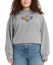 Graphic Prism Crewneck Sweatshirt