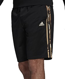 "Men's Badge of Sports Camo Tape 10"" Shorts"