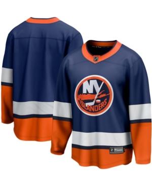 Men's Orange New York Islanders 2020/21 Special Edition Breakaway Jersey