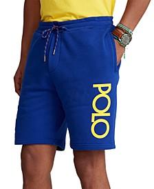 Men's 8-Inch Logo Fleece Shorts