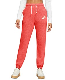 Women's Sportswear Gym Vintage Distressed Pants
