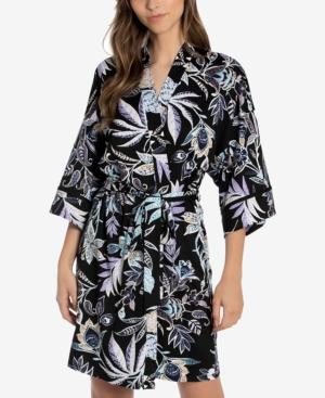 Floral Batik Printed Wrapper
