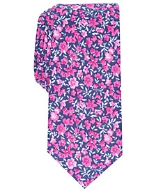Men's Horan Floral Skinny Tie, Created for Macy's
