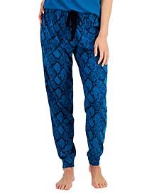 Printed Jogger Pajama Pants, Created for Macy's