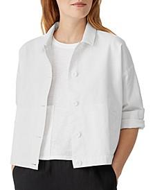 Petite Organic Cotton Jacket