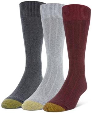 Men's Nantucket Rib Crew Socks