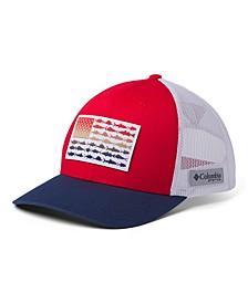 Men's PFG Mesh Snapback Fishing Hat