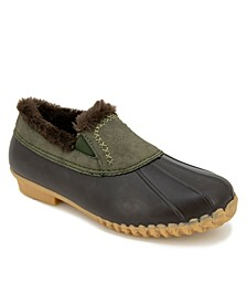 Women's Winona Water Resistant Duck Shoe
