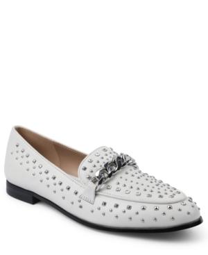 Women's Zelina Studded Loafers Women's Shoes