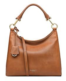 Medium Open Top Shoulder Bag
