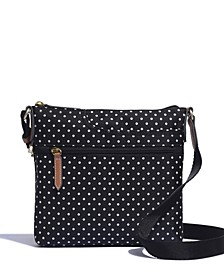 Women's Small Ziptop Crossbody Bag