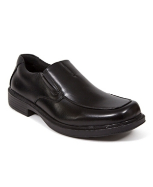 Men's Coney Dress Casual Memory Foam Cushioned Comfort Slip-On Loafers Men's Shoes