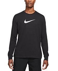 Men's Dri-FIT Long-Sleeve T-Shirt