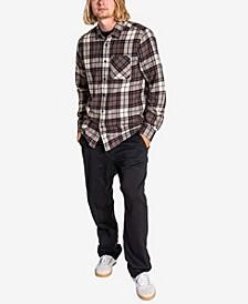 Men's Caden Plaid Shirt
