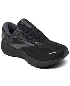 Women's Ghost 14 Wide Width Running Sneakers from Finish Line