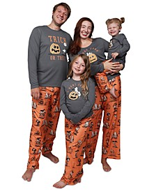 Matching Snoopy & Friends Halloween Family Pajama Set