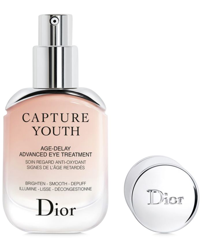 Dior Capture Youth Age-Delay Advanced Eye Treatment & Reviews - Skin Care - Beauty - Macy's