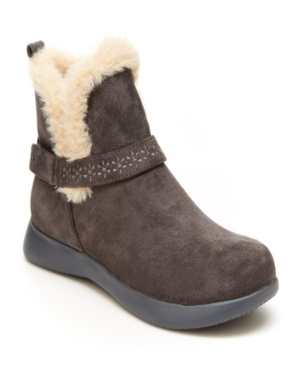 Nordic Casual Slip-on Bootie Women's Shoes