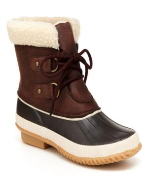 Akron Casual Duck Bootie Women's Shoes