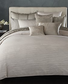 Home Reflection Silver King Duvet Cover