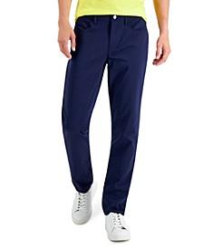 Men's CK Move 365 Slim-Fit Performance Stretch Pants
