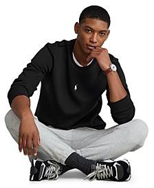 Men's Double-Knit Crewneck Sweatshirt