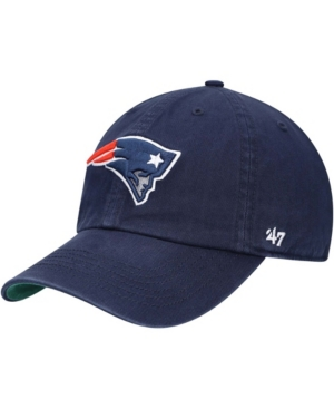47 Brand New England Patriots Franchise Logo Fitted Cap