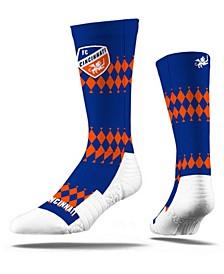 Men's FC Cincinnati Premium Crew Socks