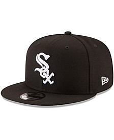 Chicago White Sox Team Color 9FIFTY Snapback Cap