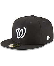 Men's Washington Nationals 59FIFTY Fitted Cap