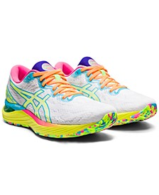 Women's Gel-Cumulus 23 Run In Color Running Sneakers from Finish Line