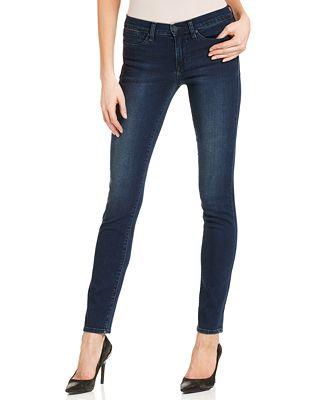 Calvin Klein Jeans Ultimate Skinny Jeans - Jeans - Women - Macy's