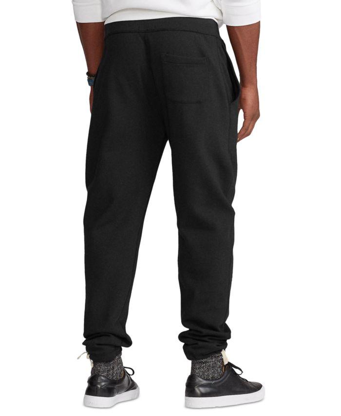 Polo Ralph Lauren Men's Big & Tall Cotton-Blend-Fleece Pants & Reviews - Pants - Men - Macy's