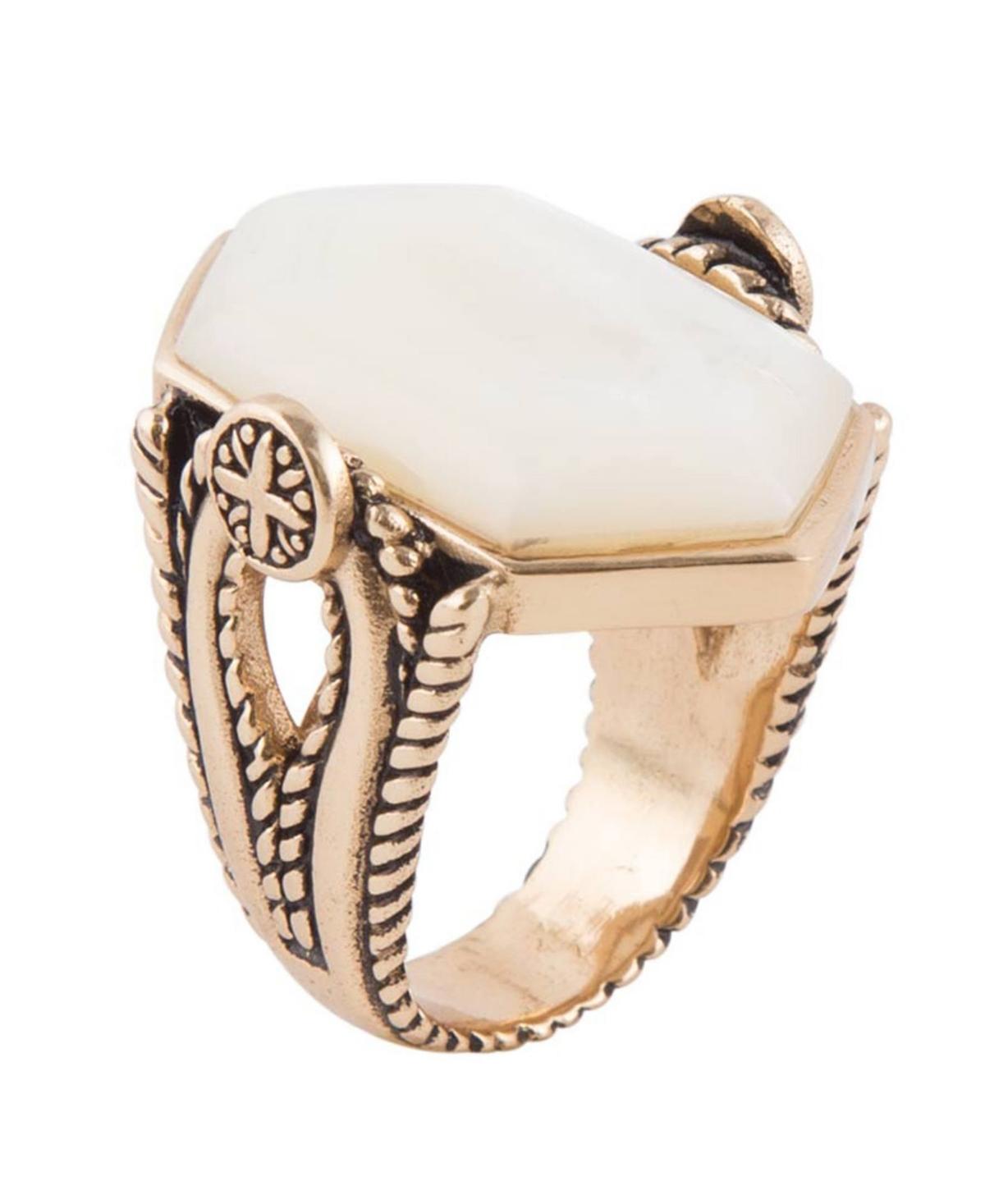 Barse Roman Statement Ring