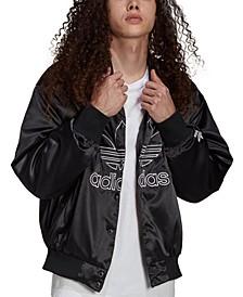 Men's Originals Satin Bomber Jacket