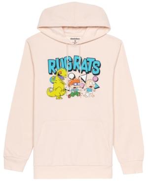 Men's Rugrats Hooded Fleece Sweatshirt