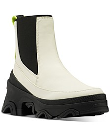 Women's Brex Chelsea Lug Sole Boots