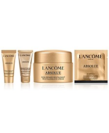 Receive a FREE 4pc Gift with any $200 Lancôme Purchase