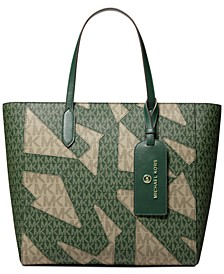 Signature Sinclair East West Tote