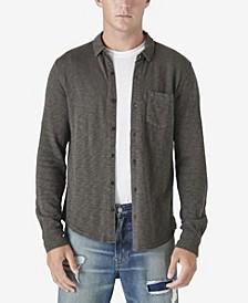 Men's Garment Dye Shirt