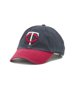 '47 Brand Minnesota Twins Mlb Clean Up Cap