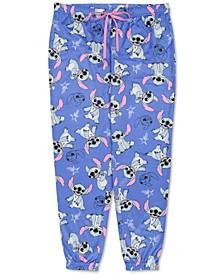 Lilo & Stitch Jogger Pajama Pants