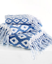 Dena Home Madison Jacquard Bath Towel Collection