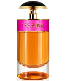 Receive a Comlimentary Deluxe Mini with any large Prada Candy fragrance purchase