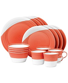 Royal Doulton 1815 Red Dinnerware Collection