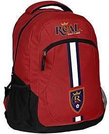 Red Real Salt Lake Action Backpack