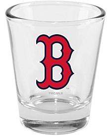 Multi Boston Red Sox 2 oz Primary Logo Shot Glass