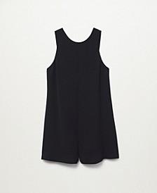 Women's Short Flowy Jumpsuit