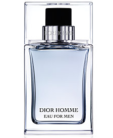 Dior Homme Eau for Men Aftershave Lotion, 3.4 oz